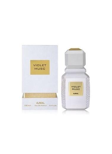 Ajmal Vıolet Musc Eau De Parfum 100 Ml Renksiz